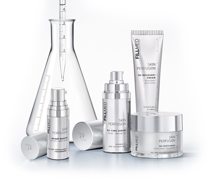 Skin perfusion products   Fillmed