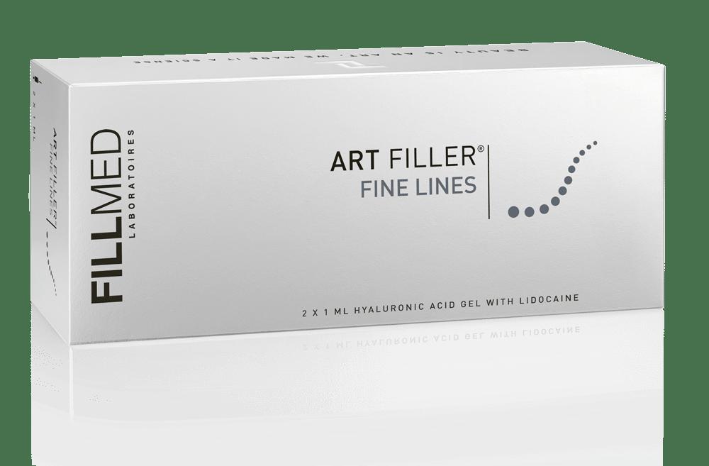 correct artfiller